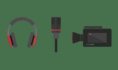 Audioguige Produktion und Aufnahme von Orpheo