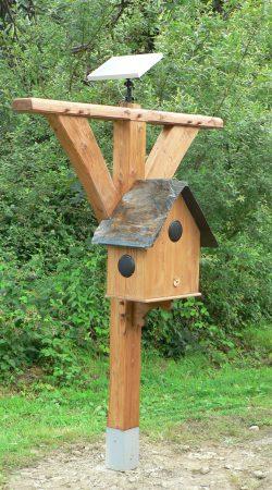 Hörstation Vogelhäuschen1