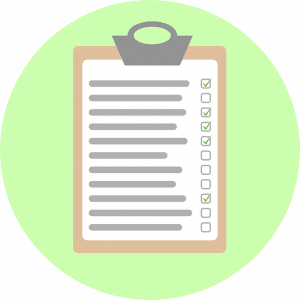 checkliste-symbolgrafik
