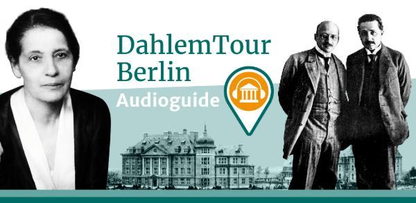 App Store Banner DahlemTour-App
