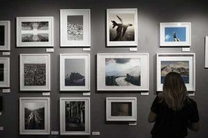 Frau-in-Fotografie-Ausstellung