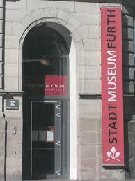 Stadtmuseum Fürth Eingangstür