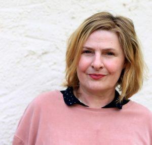 Karen Matting, eine Autorin für Kinderführungen und Audioguides für Kinder