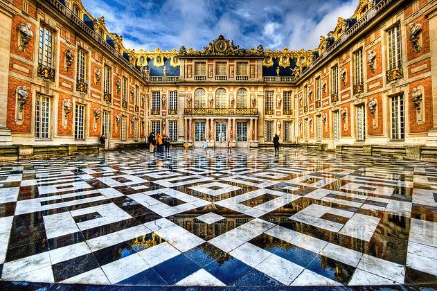 El palacio de Versalles le da la bienvenida a Orpheo - palacio-versalles-paris
