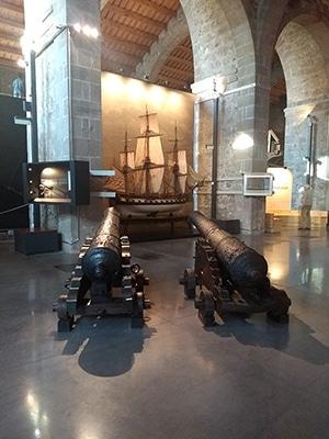 Ampliación expositiva en el Museo Marítimo de Barcelona - mmb_novaexpo