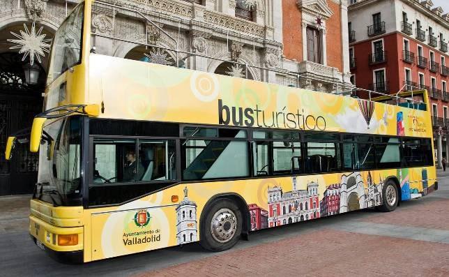 - Bus-Tursitico.Valladolid