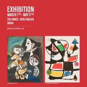 audioguides Orpheo Picasso et Miro Dubaï