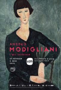 audioguides Orpheo LaM Modigliani