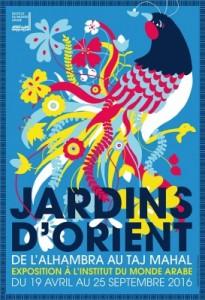 audiophones Orpheo Jardins d'Orient IMA