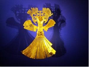 audioguides Orpheo Musée de l'Or Colombie