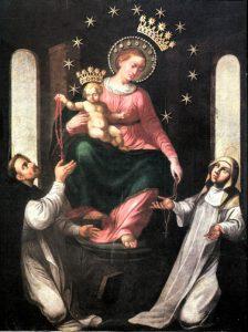 Madonna-di-Pompei-Beata-Vergine-del-Rosario-quadro