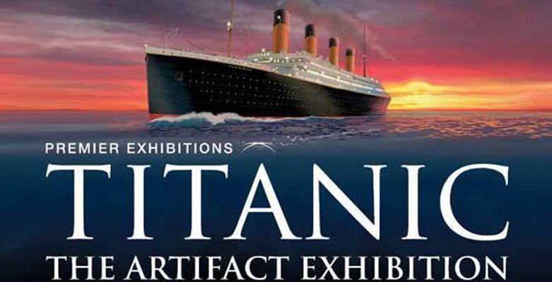 mostra sul Titanic a Torino
