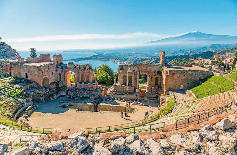 Teatro di Taormina audioguide