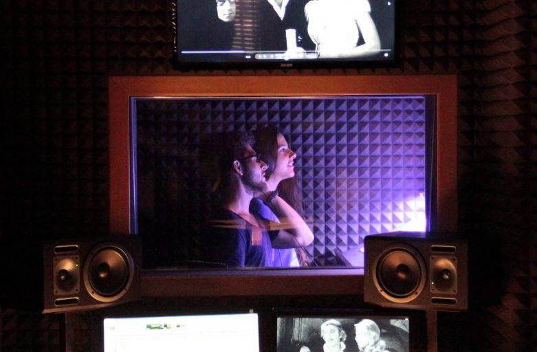 produzione audio