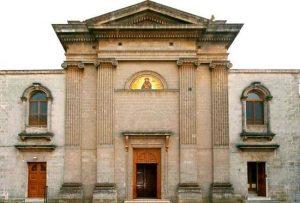 L'attuale sede del museo presso il Convento di S. Francesco di Sava