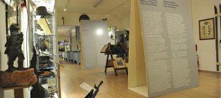 museo storico della scuola alpina della guardia di finanza