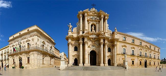 Duomo di Siracusa: Orpheo alla scoperta di Ortigia