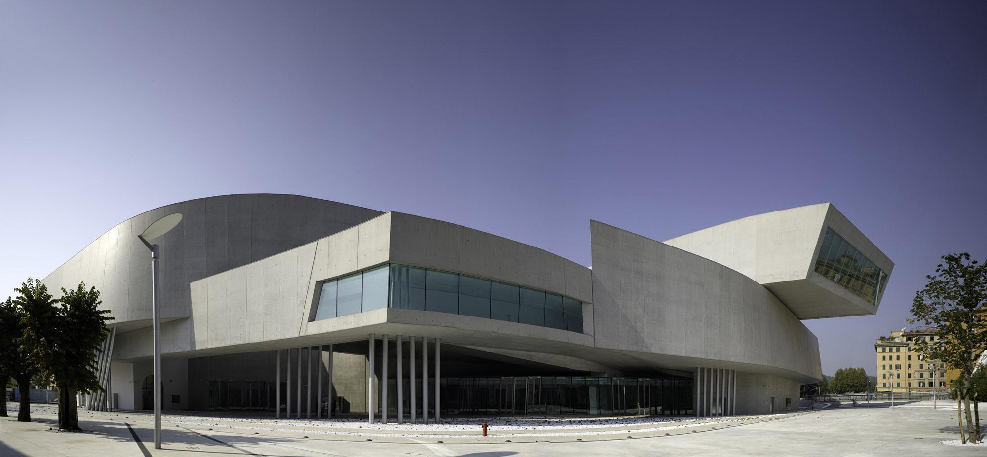 maxxi-museo-roma Esterno