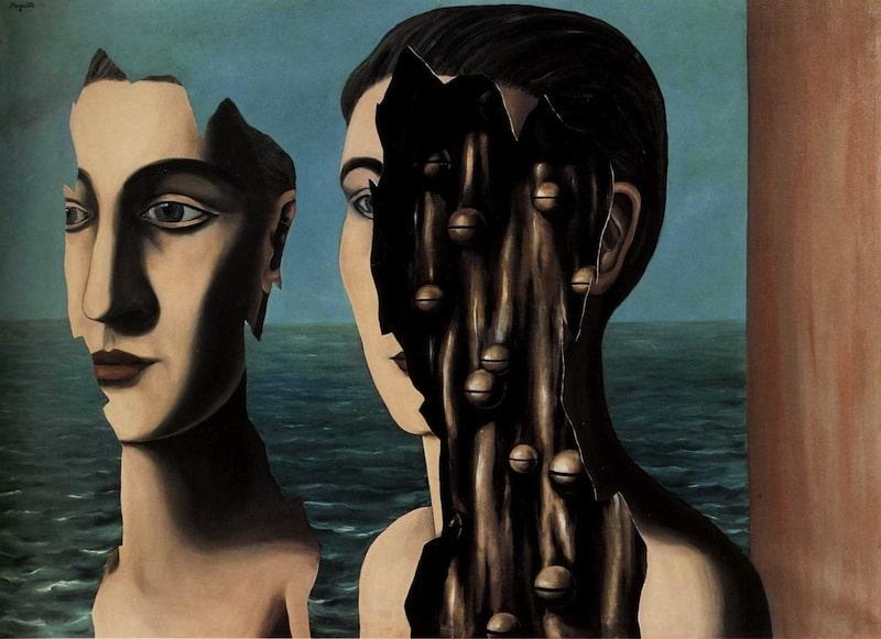 Magritte-Duchamp Pisa