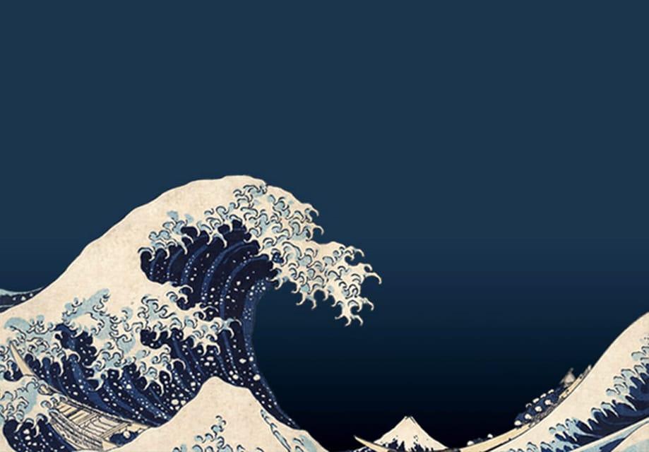 Hokusai Hiroshige Bologna