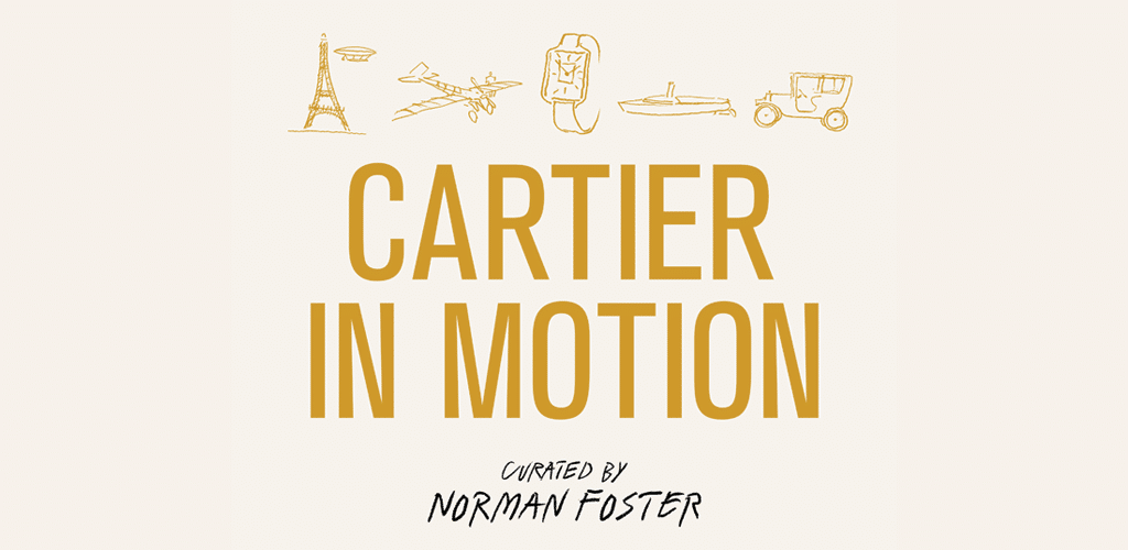 Cartier in Motion has its smartphone app - 1024x500