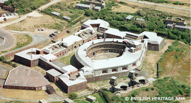 Landguard Fort: Proud guardian of Harwich Harbour - landugard fort