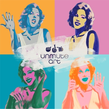 Unmute Art - The True Essence of Warhol - unmute-carré