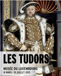 Audioguide Orpheo à l'exposition les Tudors, Musée du Luxemboug, Paris