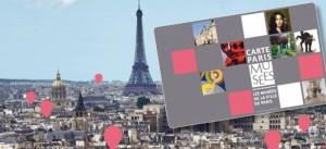 Carte-Paris-Musées
