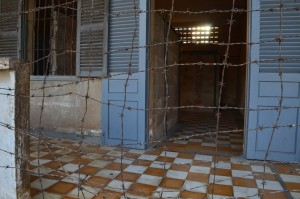 audioguides Orpheo prison Tuol Sleng S-21 Killing Field Museum
