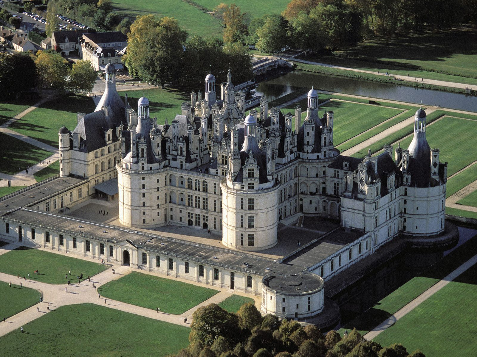 audioguides Orpheo Château de Chambord