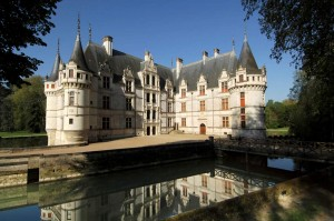 audioguides Orpheo Château d'Azay-le-Rideau