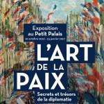 audioguides Orpheo exposition Art de la Paix Petit Palais
