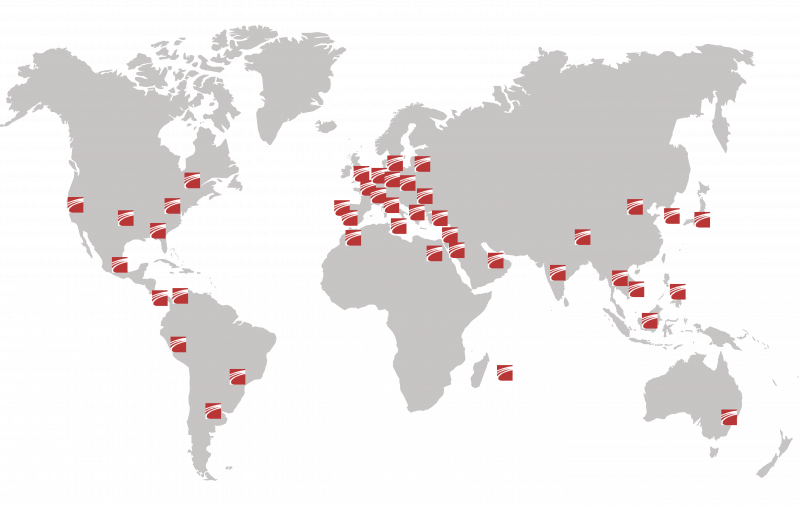 - Carte mondiale Orpheo