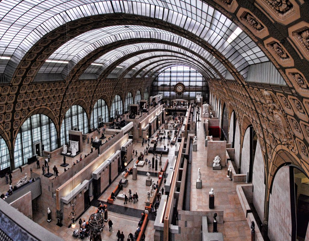 Orsay Museum and Orpheo brings to light its renowned art collections - paris-2375101_1920